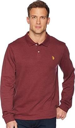 U.S. Polo Assn. Men's Classic Long Sleeve Interlock Shirt