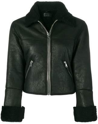 RtA shearling jacket