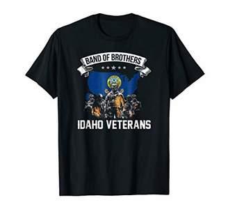 Idaho Veterans T-shirt Band Of Brothers