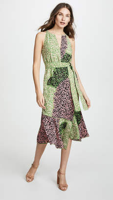 Derek Lam 10 Crosby Belted Dress