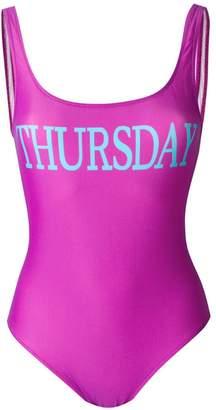 Rainbow Week swimsuit