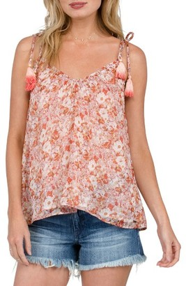 Women's Volcom Canyon Call Print Camisole $45 thestylecure.com