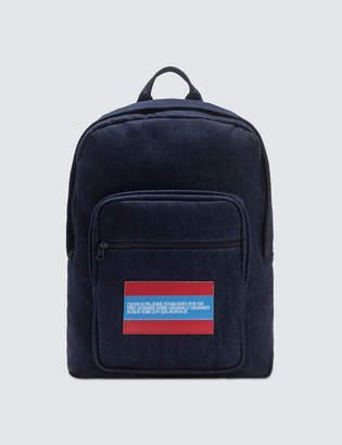 Calvin Klein Jeans Est.1978 Est. 1978 Patch Denim Backpack