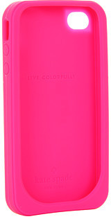 Kate Spade Pop Fizz Clink Silicone Case for iPhone® 4