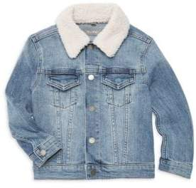 DL Premium Denim Little Girl's& Girl's Manning Denim Jacket