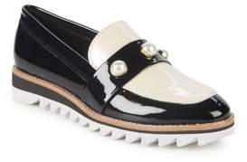 Karl Lagerfeld Paris Casual Slip-On Loafers