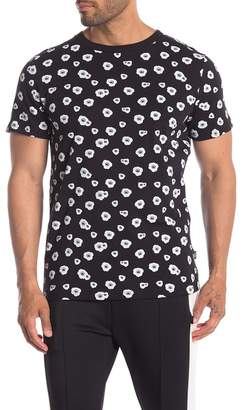 Wesc Max Poppies Floral Crew T-Shirt