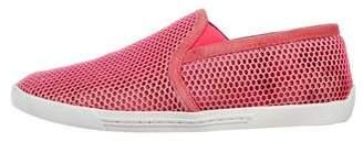 Joie Mesh Slip-On Sneakers