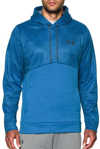 Under Armour UA Storm Armour Fleece Patterned Hoodie