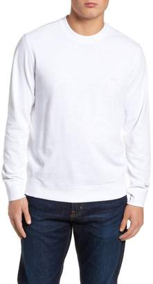 Lacoste Slim Fit French Terry Sweatshirt