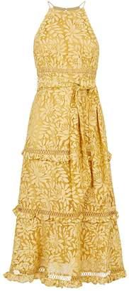 Keepsake The Label Imagine Lace Midi Dress