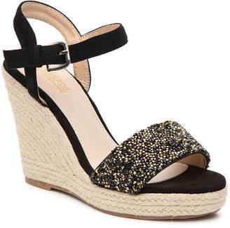 Catherine Malandrino Grison Espadrille Wedge Sandal - Women's
