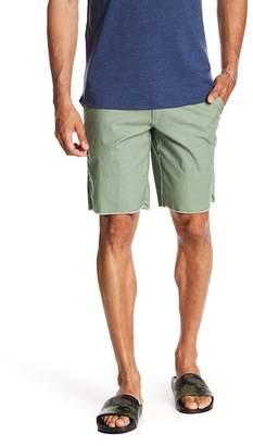 Slvdr Hoppus Frayed Hem Shorts