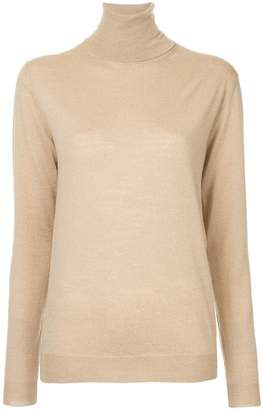 Stella McCartney turtle-neck fitted sweater
