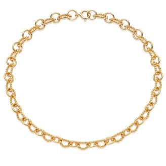 Astley Clarke Stilla Arc Gold Chain Choker