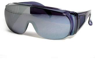 cea4f2e9c6cf Cleveland Sunglasses Co. Fit Over Sunglasses Mirror Lens UV Protection By  CSC