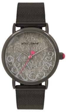 Betsey Johnson Glitter Women's Watch