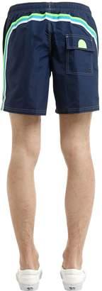 "Sundek 16"" Nylon Swim Shorts"