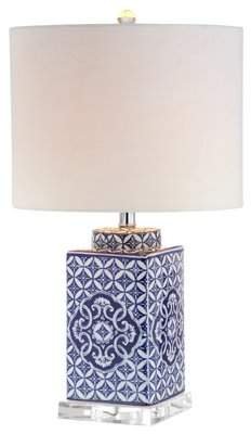 Co Darby Home Cottle Chinoiserie 23 Table Lamp