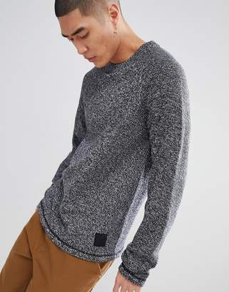 Cheap Monday Salt and Pepper Sweater