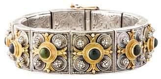 Konstantino Tourmaline Link Bracelet