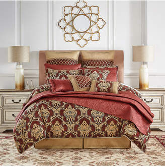 Croscill Gianna 4pc King Comforter Set Bedding