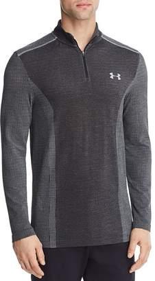 Under Armour Threadborne Heatgear® Seamless Regular Fit Pullover
