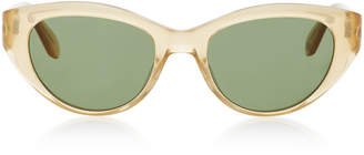 Del Rey Cat-Eye Acetate Sunglasses