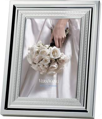 """Wedgwood With Love Silver-Plated Photo Frame (4"""" x 6"""")"""