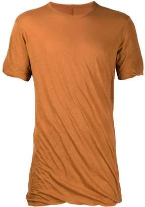 Rick Owens Double draped T-shirt
