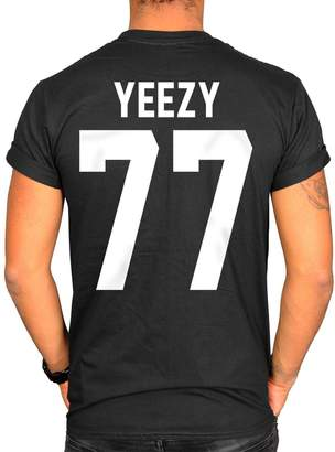 Yeezy EP Apparel US 77 Kanye West T-Shirt Tour Concert (Extra Large 18-20, )