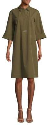 Lafayette 148 New York Cara Shirt Dress
