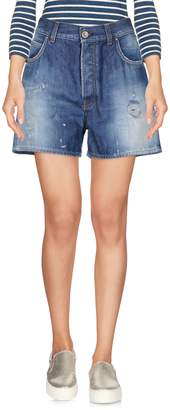 Aglini Denim shorts