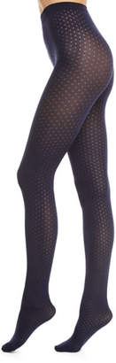 Wolford Mira Dot-Print Tights