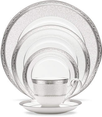 Noritake Dinnerware, Odessa Platinum 5 Piece Place Setting