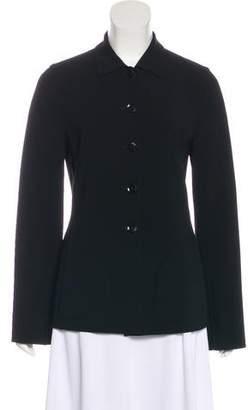 Agnona Lightweight Wool Blazer