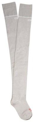 Vetements X Reebok Cuissardes Socks - Womens - Grey