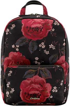 217570b877 Next Womens Cath Kidston Jacquard Rose Velvet Backpack