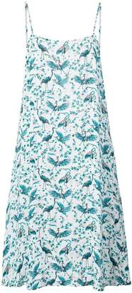 Onia Sasha printed dress