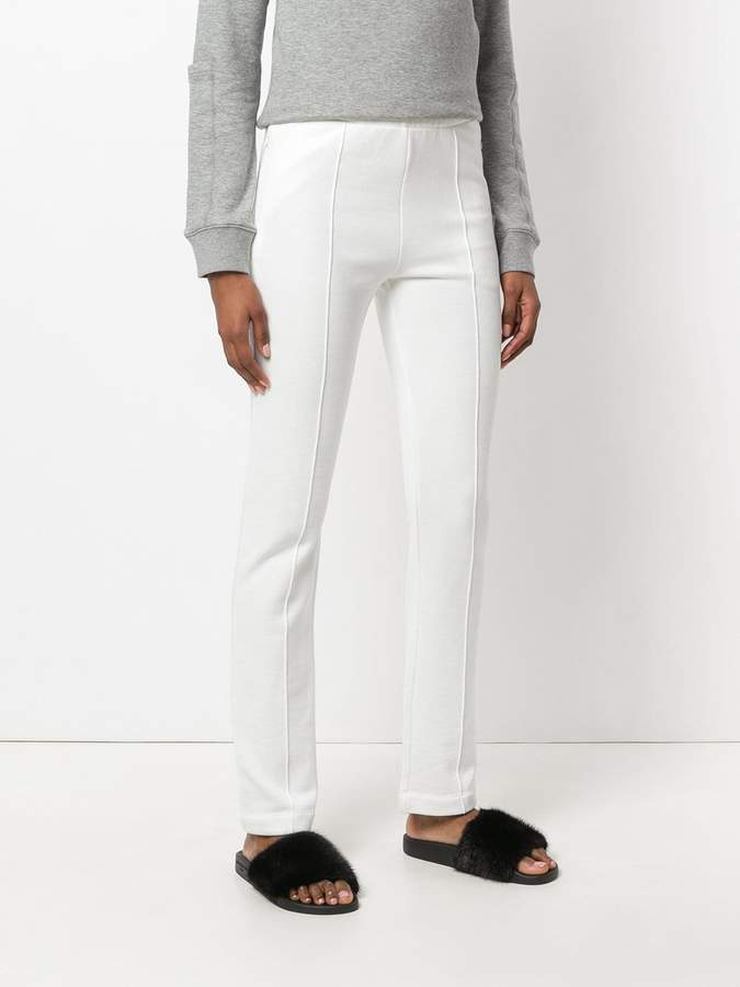 Joseph slim fit track pants