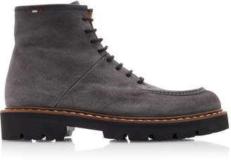 Bally Lybern Suede Boots