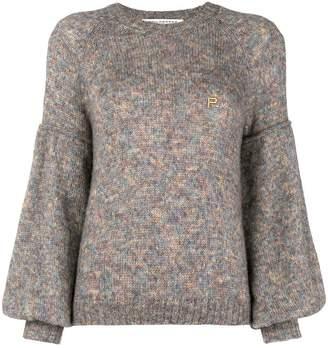 Philosophy di Lorenzo Serafini bishop sleeve sweater