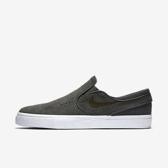 Nike Zoom Janoski Slip Elite Unisex Skateboarding Shoe $95 thestylecure.com