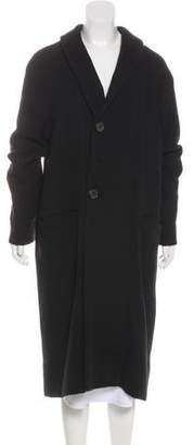 Lemaire Wool Long Coat
