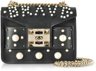 Mila Louise Salar Brave Leather Shoulder Bag