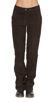 Sylvie Schimmel Loft Leather Trousers