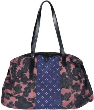 Dries Van Noten Floral Printed Tote