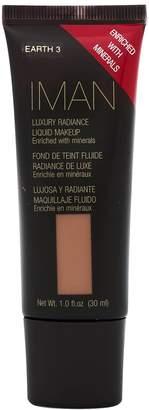 Iman Luxury Radiance Liquid Makeup Earth 3