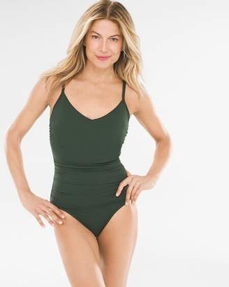 Magicsuit Solid Mikki One-Piece Swimsuit
