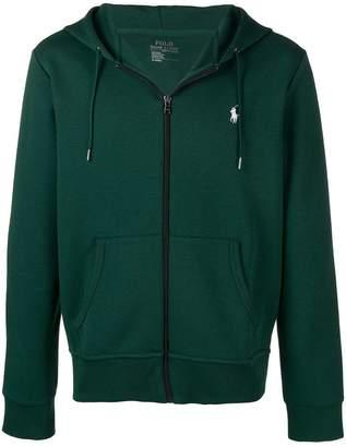 Polo Ralph Lauren front zip hoodie